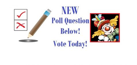 NEW Halloween Poll Available!  Vote Now!