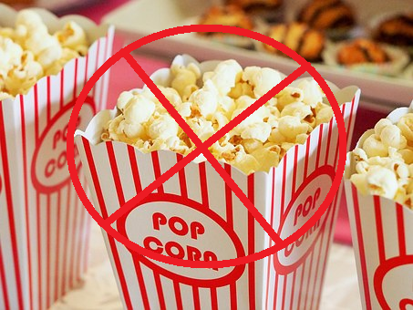 Movie Night Called Off; Future Ideas & Plans Underway