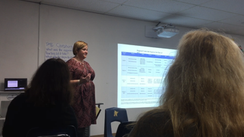IB Consultant Visits Stanwich; Discusses Program's Fit with School's Mission, Achievement Aims