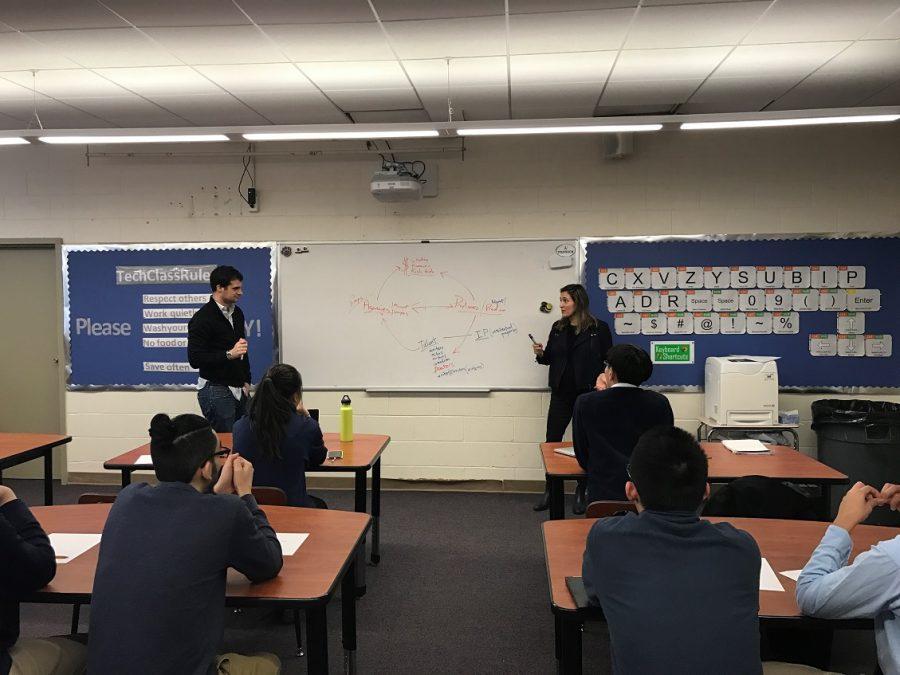 'Divergent' Filmmakers Visit Film Class
