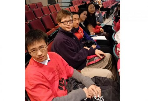 Math Team Rounds Out Season Successfully