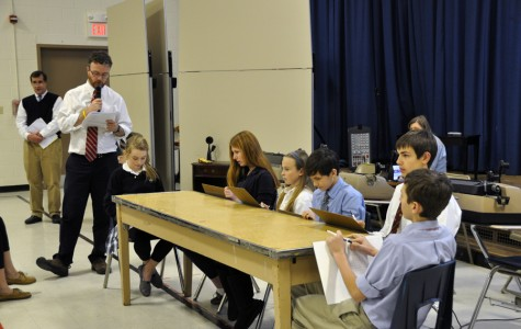 Geography Bee Entertains; Crowns a Champion