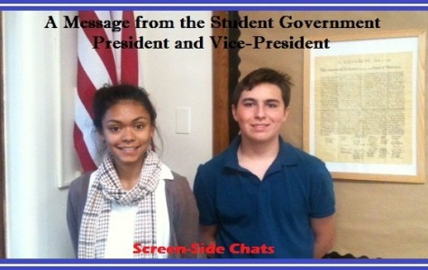 Screen-Side Chats: January 15th Update from Your Student Government