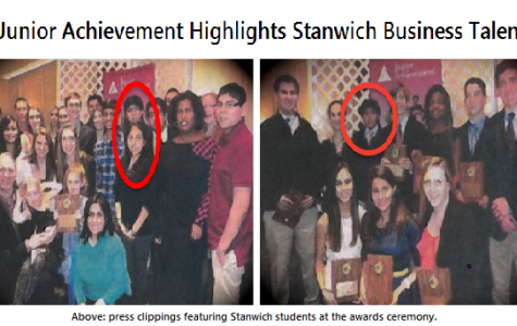 Stanwich Makes Appearance at Junior Achievement