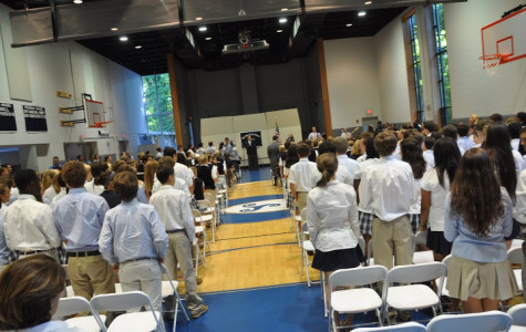 From Opening Ceremonies On, Students Look Forward