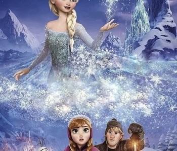 "Advanced Screening of New Disney Movie Leaves ""Frozen"" Memories"