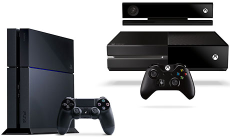 Xbox 1 & PS4: Gamer Market Has Two New Consoles