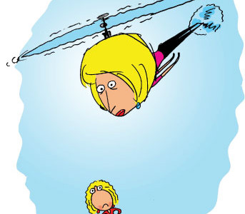 OPINION- 'Helicopters' to 'Snowplows': Parenting Styles Differ, Teen Reaction Stays the Same