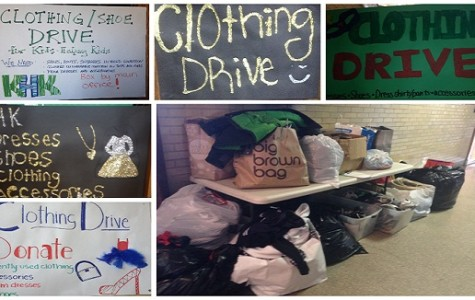 """""""Prom"""" Clothing Drive Leads to Donations"""