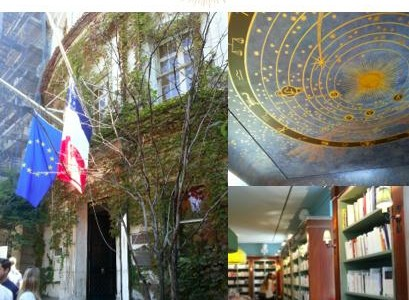 Glitzy Albertine Bookstore, or Librairie, Opens near French Consulate [On Location Report]