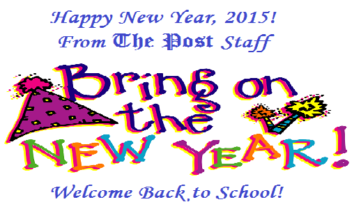 Happy New Year, 2015! Welcome Back! – The Stanwich Post