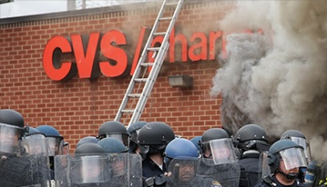 Baltimore: Protests and Riots are Not the Same Action