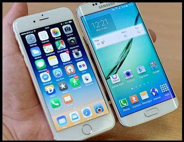New Phones Square Off