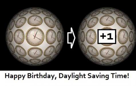 Daylight Saving Time Turns 100
