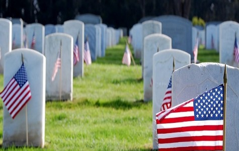 Four Chosen to Lay a Wreath in Honor of Fallen Americans