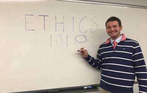 Ethics Added to Elective List; Students Reflect on Right & Wrong