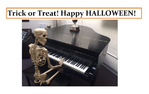 HAPPY HALLOWEEN from The Stanwich Post!