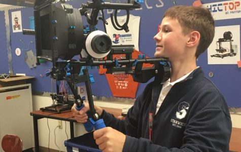 Film Production and Creativity are Spliced Together