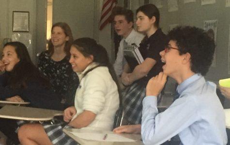 8th Grader Returns to Cuba; Students Express Gratitude