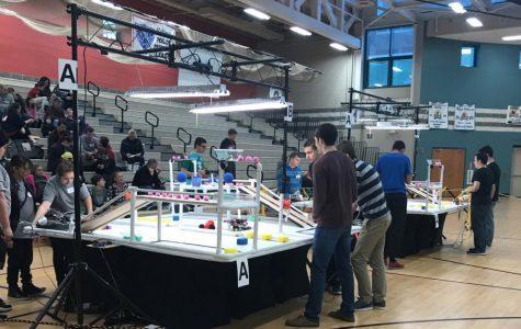 Robotics Squad Dials Up Success