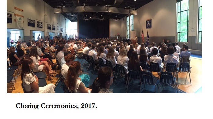 SUMMER ISSUE – Closing Ceremony Ends 16-17 Year [photos]
