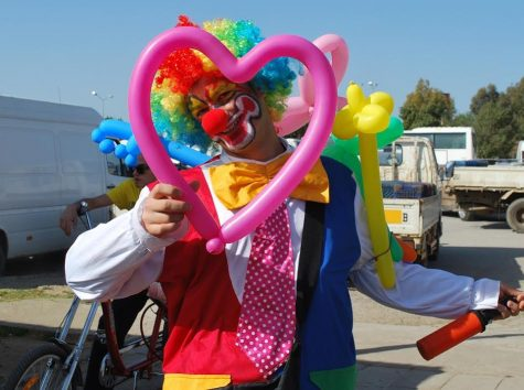 """OPINION – """"Clowns are People Too"""""""