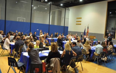 IBDP Demo Night Makes Parents the Students; Showcase Teachers and Curriculum