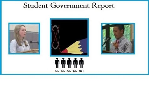 Student Government Report: November, 2017