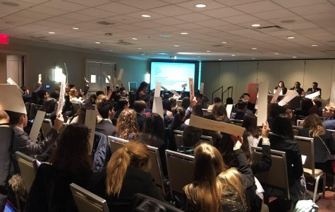 Model U.N. Team Attends Conference and Invites Success, Recognition