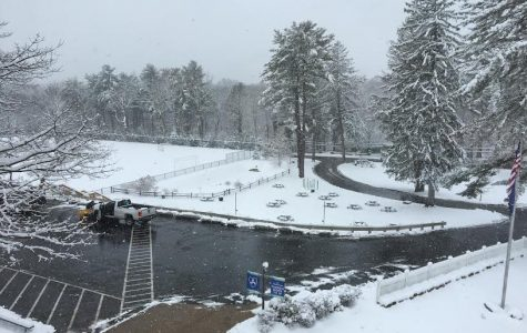 "A Different ""March Madness"" as School Year Rocked by the Elements"