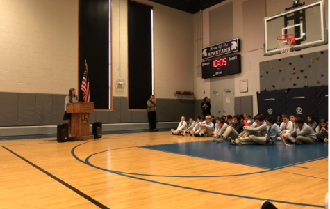 State of the School Address: President Highlights Reformed Student Government; Mentions Achievements & Goals