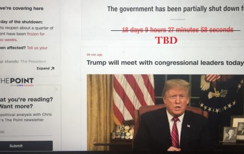 Ongoing Partial Shutdown Reveals Impasse – or Wall – Between Parties, Branches of Government