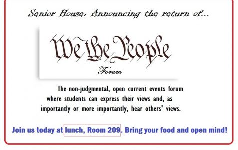 'We the People' Returns for Another Year of Discussion