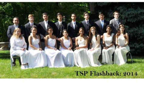 Flashback 2014: Stanwich Holds First Commencement