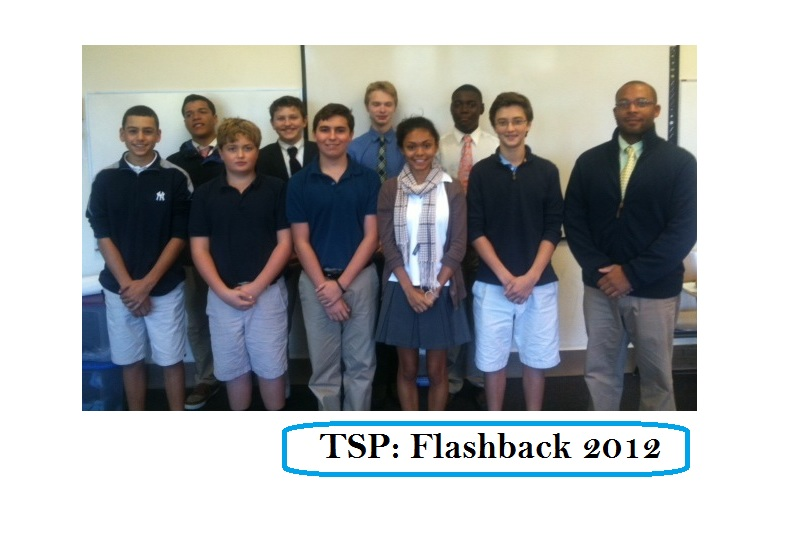 FLASHBACK 2012: First Student Government Takes Shape; Officers Elected
