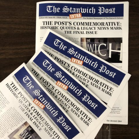 A Letter to Our Readers: Stanwich Post Suspends Reporting; Looks Ahead & Back as Our Mission Changes